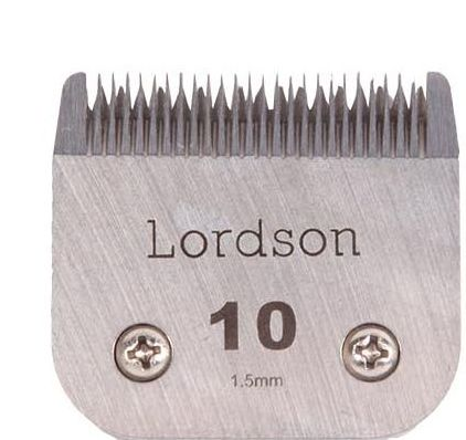 Peigne tondeuse cheval Lordson 1,5mm - Ukal