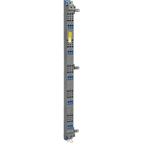 Peignes verticaux VX³ auto - 63 A - pour coffrets 6 rangées