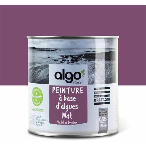 Peinture à base d'algues ALGO SATIN BORA BORA 500ML