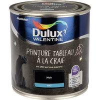 - Peinture à tableaux Julien- Noir - 500 ml - Noir mat
