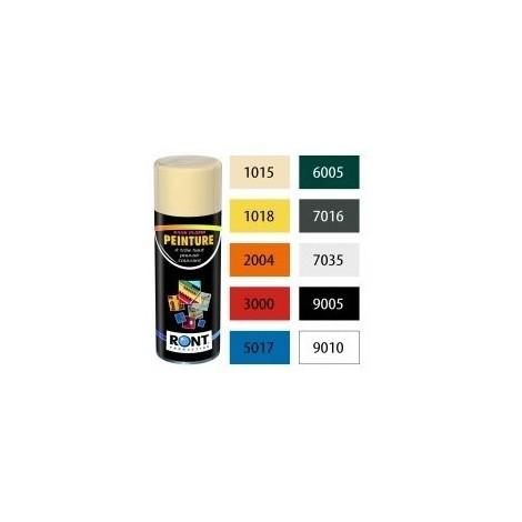 Peinture aeroso.520ml jaune zinc10180
