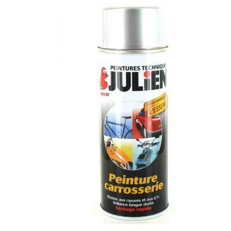 Peinture aérosol Carrosserie 400ml (différents coloris) JULIEN - plusieurs modèles disponibles