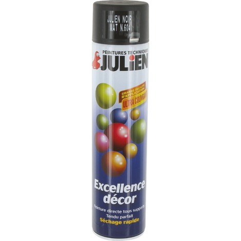 Peinture aérosol Color Touch 600ml (différents coloris) JULIEN - plusieurs modèles disponibles