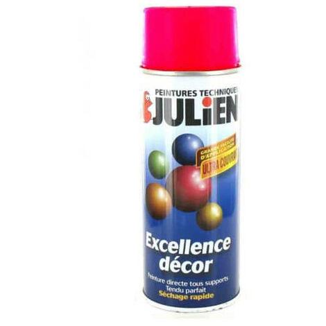 Peinture aérosol Color Touch multi-supports - Satin - Julien