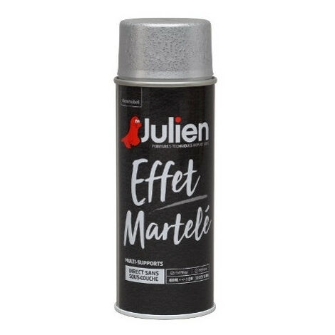 Peinture aérosol Effet Martelé multi-supports - Julien