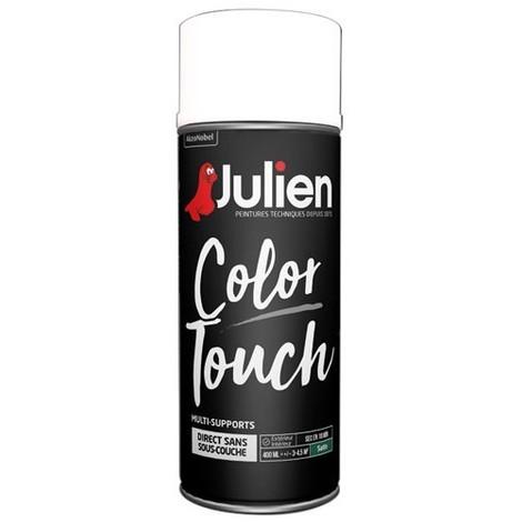 Peinture aérosol Effet Métal multi-supports - Julien