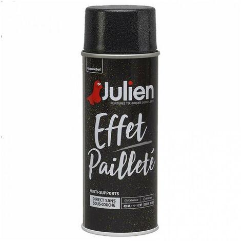 Peinture aérosol Effet Pailleté multi-supports - Julien