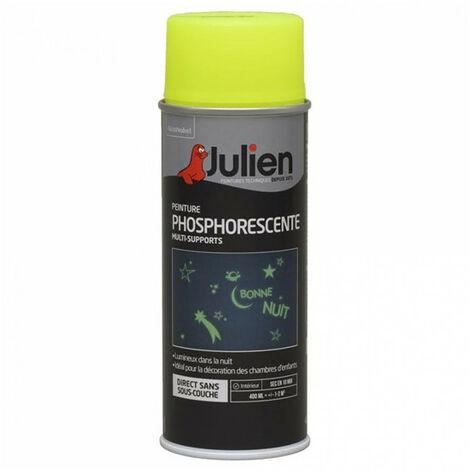 Peinture aérosol Phosphorescente 400ml JULIEN