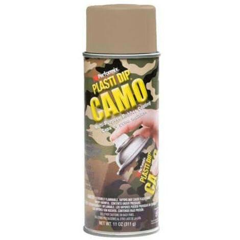 Peinture aérosol Plasti Dip Camouflage Beige 400 ml