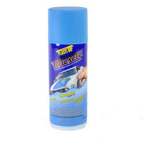 Peinture aérosol Plasti Dip Muscle Bleu Ciel 400 ml - Bleu