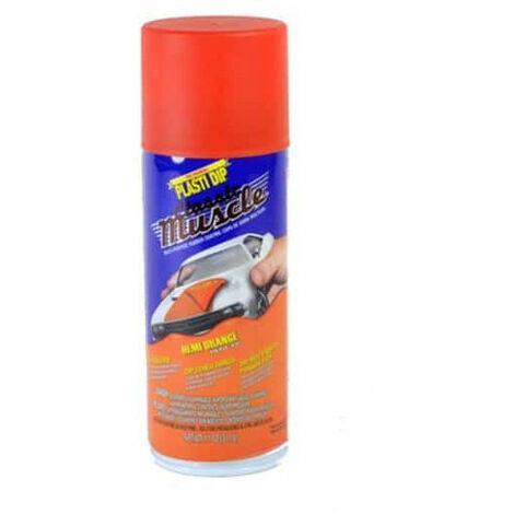 Peinture aérosol Plasti Dip Muscle Orange Rouge 400 ml