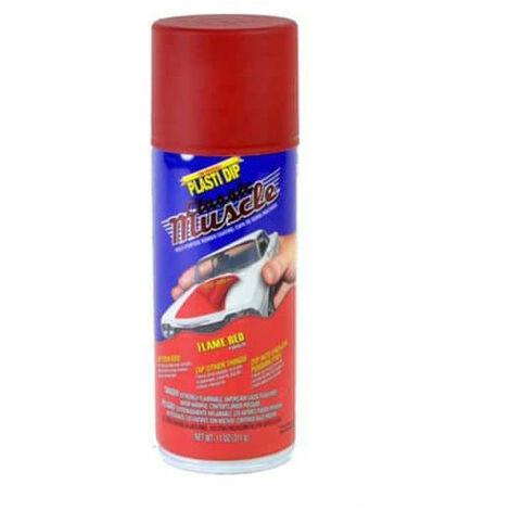Peinture aérosol Plasti Dip Muscle Rouge Carmin 400 ml