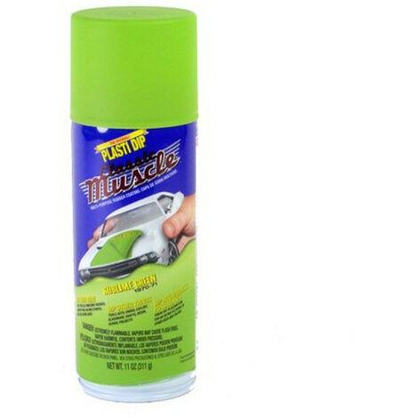Peinture aérosol Plasti Dip Muscle Vert Pomme 400 ml