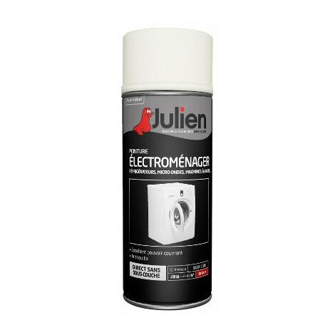Peinture aérosol pour Electroménager - Julien