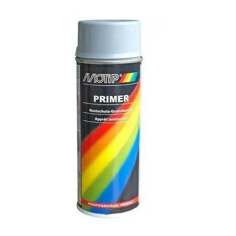 Peinture aérosol sous couche antirouille MOTIP