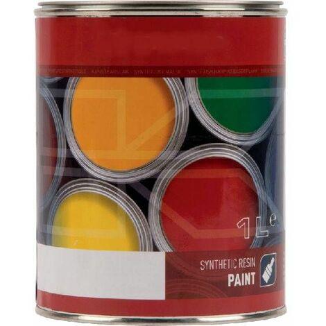 Peinture AGM rouge synthétique 1L