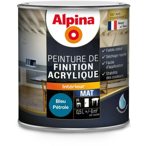 Peinture Alpina Acrylique - Mat