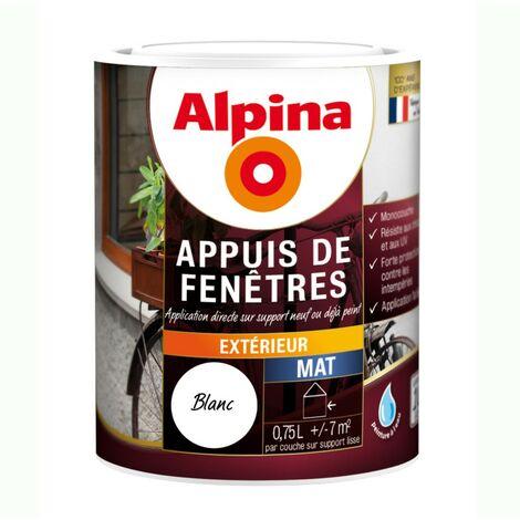 Alpina Appui de Fenêtre 0L75