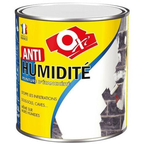Peinture anti-humidité blanc - plusieurs modèles disponibles