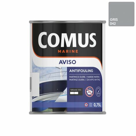 Peinture Antifouling AVISO - COMUS - Matrice dure / Puissa