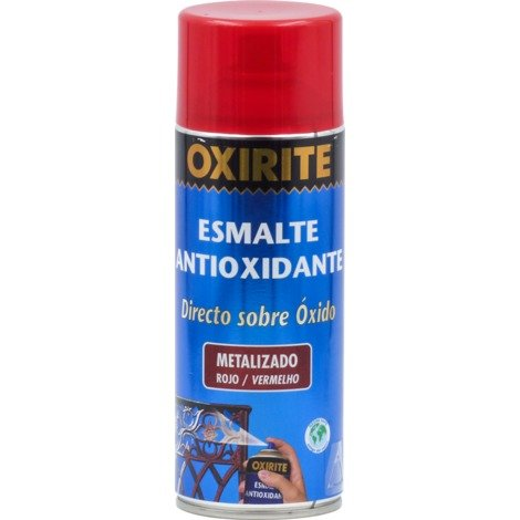 Peinture antirouille métallisée spray Oxirite