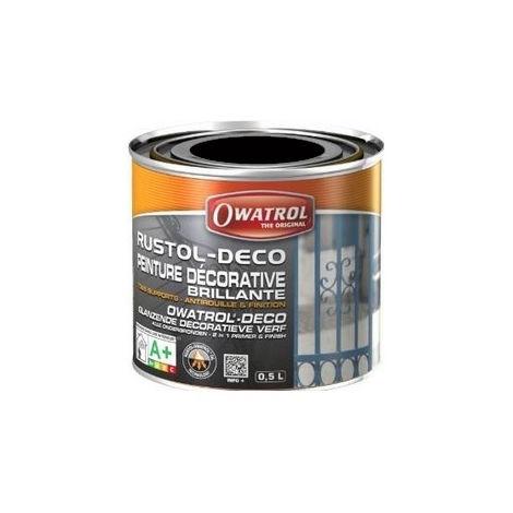 Peinture antirouille Rustol Deco 0,5L