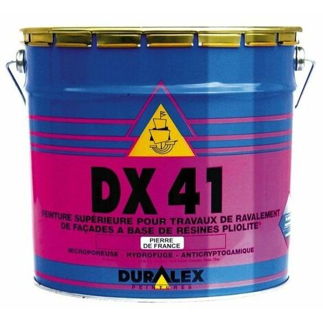 Peinture base pliolite dx41