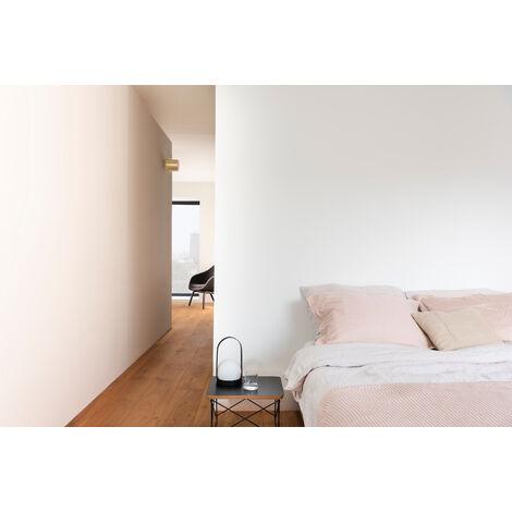 Peinture Blanche 98% Monocouche - Satin 12L - pour Murs Boiseries et Plafonds - Dulux Valentine