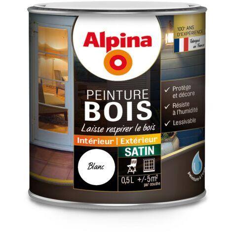 Peinture Bois Alpina