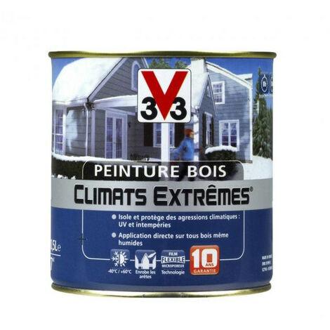 Peinture Bois Climats Extrêmes V33 - plusieurs modèles disponibles