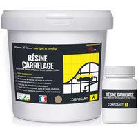 peinture carrelage cuisine salle de bain resine carrelage ral 1019 beige gris kit 1 kg