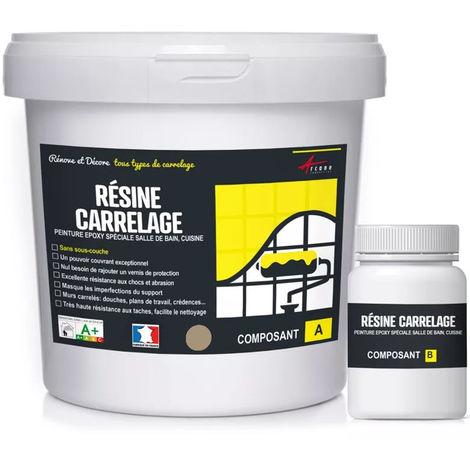 Peinture Carrelage Cuisine Salle De Bain Resine Carrelage Arcane Industries Ral 1019 Beige Gris Kit 1 Kg Jusqu A 10 M Pour 2 Couches 245 25176
