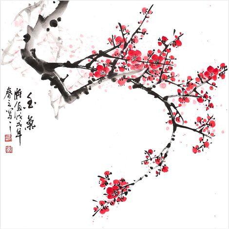 "Peinture chinoise ""Parfum"""