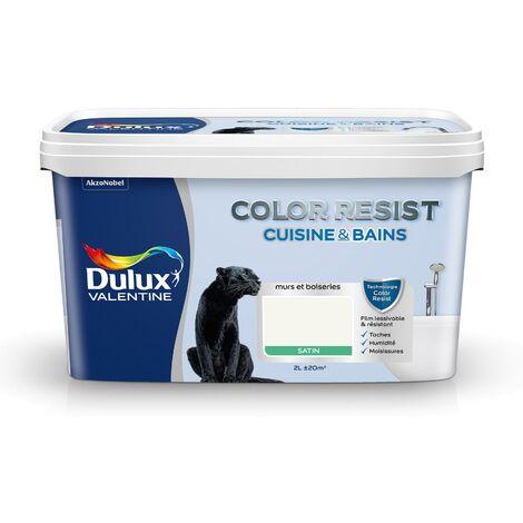 Peinture Couleur - Color Resist Cuisine & Bains - Dulux Valentine