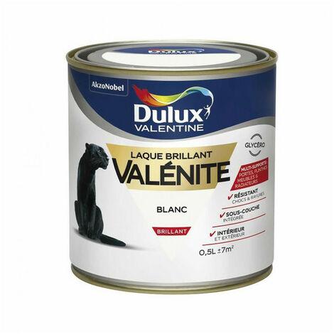 Peinture Couleur - Laque Valénite - Dulux Valentine