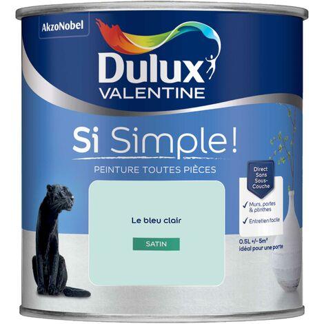 Peinture Couleur - Toutes Pièces - Si Simple Dulux Valentine
