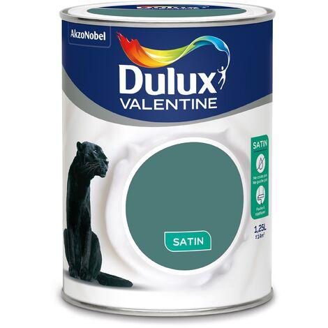 """main image of """"DULUX VALENTINE Peinture acrylique Crème de couleur Framboise - 2,5 L"""""""
