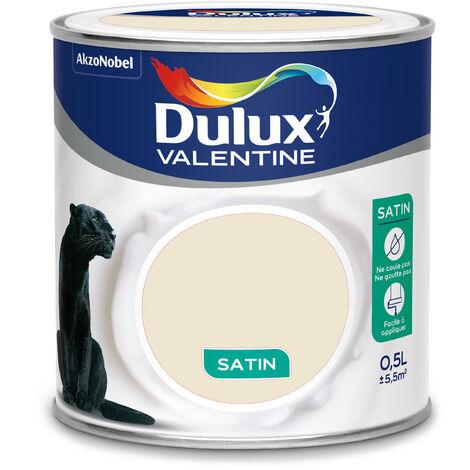 Peinture Crème De Couleur Satin Vert Pomme 2,5 L - Dulux Valentine