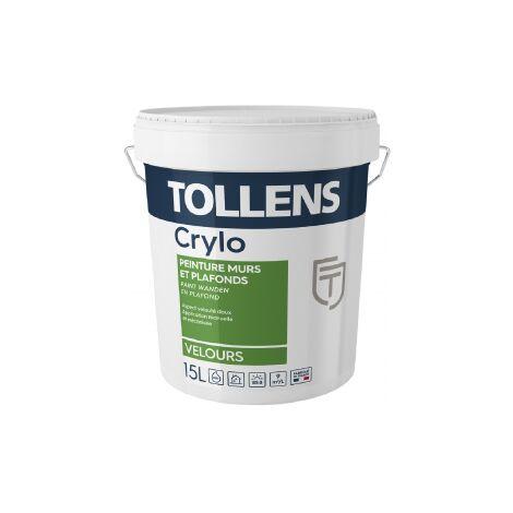 Peinture Crylo Velours 15L - Tollens
