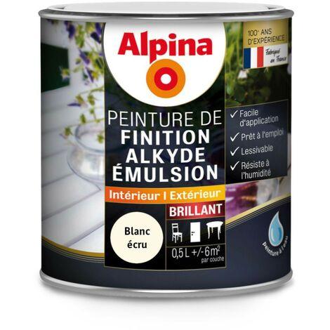 Peinture de finition alkyde brillant 0.5L