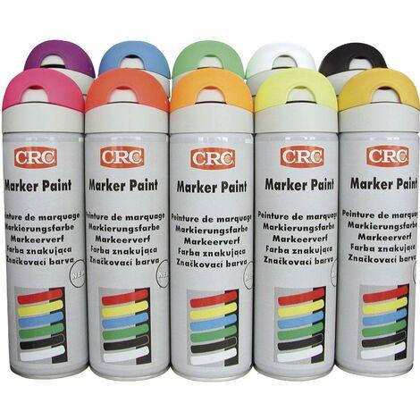Peinture de marquage provisoire / Traceur de chantier 650/500 ml- plusieurs modèles disponibles