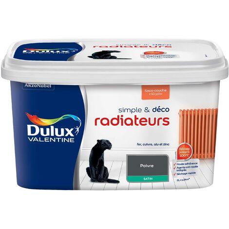 """main image of """"Peinture Radiateur couleur Satin - Simple & Déco Dulux Valentine"""""""
