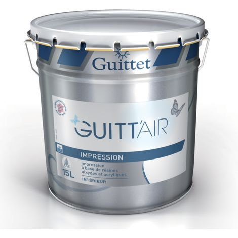 Peinture d'impression Guitt'Air Blanc 15L
