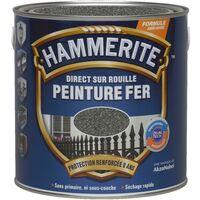 Peinture Direct sur Rouille Forgée Hammerite