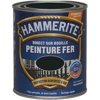 Peinture Direct sur Rouille Laqué / Mat / Satiné Hammerite