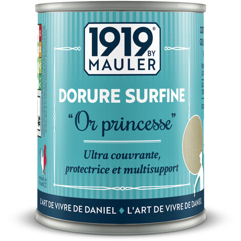 "main image of ""Peinture dorée - Dorure Surfine ""Or Princesse"" - or riche 125ml"""