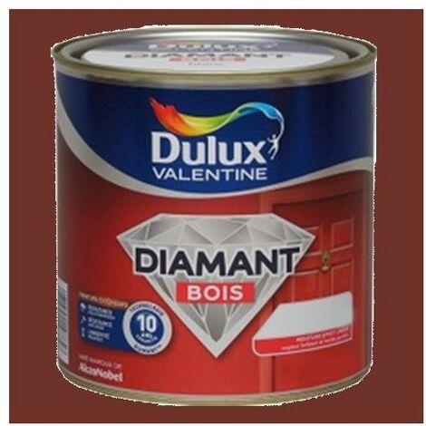 Peinture DULUX VALENTINE Diamant Bois Ton Bois - 2 L