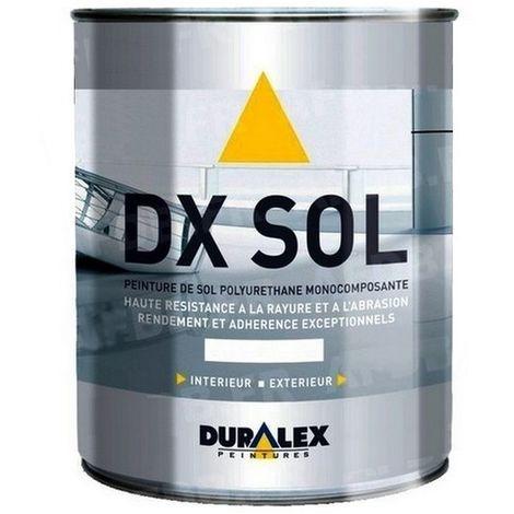 Peinture DURALEX DX Sol trafic intensif Satin 1L