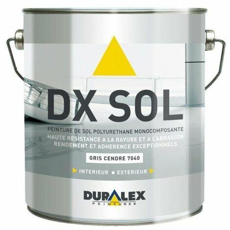 Peinture DURALEX DX Sol trafic intensif Satin Professionnelle 15L