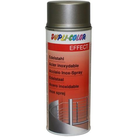 Peinture EFFECT Acier Inoxydable Spray Anodisé, 400 ml Duplicolor - MO516238